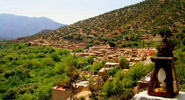 Full day trip to the valley asni From Marrakech