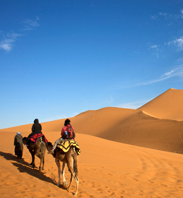 3 Days Tour to experience the great sahara in merzouga from marrakech